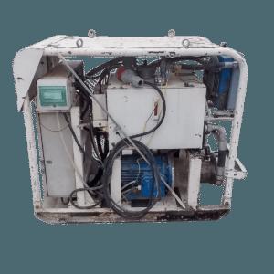 Centrale d'injection TECNIWELL TWG7 Double bac à louer chez Foraloc