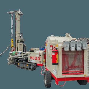 Foreuse Hydraulique MC3D