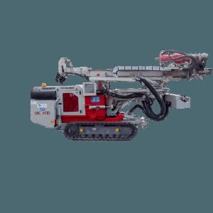 Foreuse Hydraulique MC8