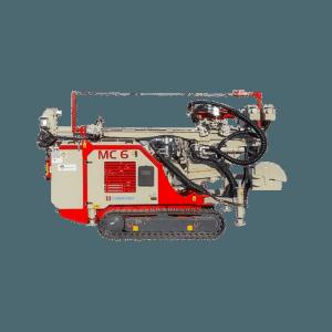 Foreuse Hydraulique MC6