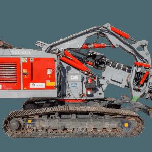 Foreuse Hydraulique Nextech