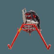 Foreuse MC200 Skid Comacchio - Idéale pour les travaux acrobatiques et à la location chez Foraloc